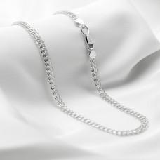 Срібна цепочка - Пітон, ширина 5мм