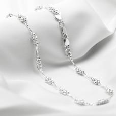 Срібна цепочка - Мальвіна з вісімками