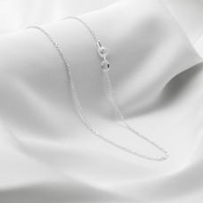 Срібна цепочка - Якір, ширина 2мм