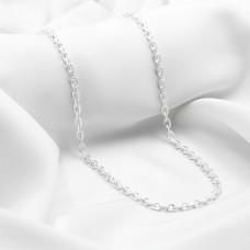 Срібна цепочка - Якір, ширина 3мм