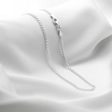 Срібна цепочка - Лав, ширина 3мм