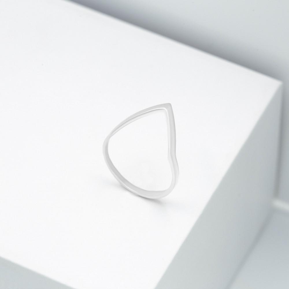 Срібна каблучка - Блискавка