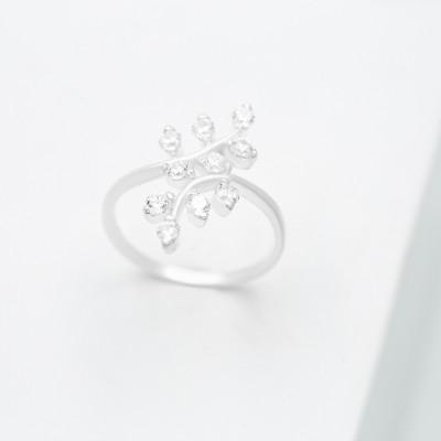 Серебряное кольцо - Рябинка