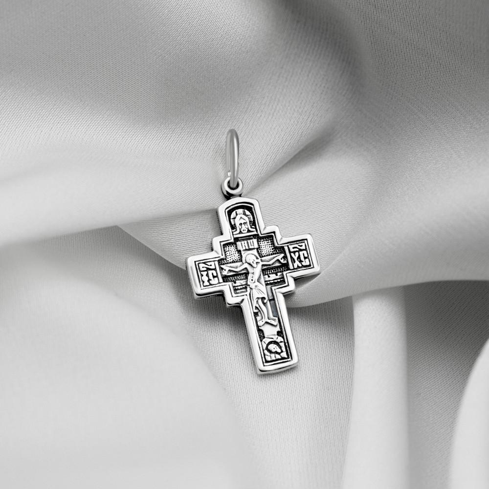 Срібний хрестик - Хрест 023