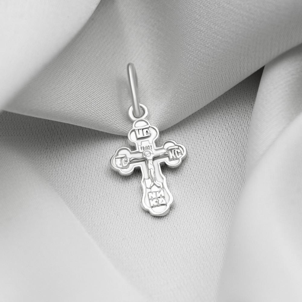 Срібний хрестик - Хрест 036