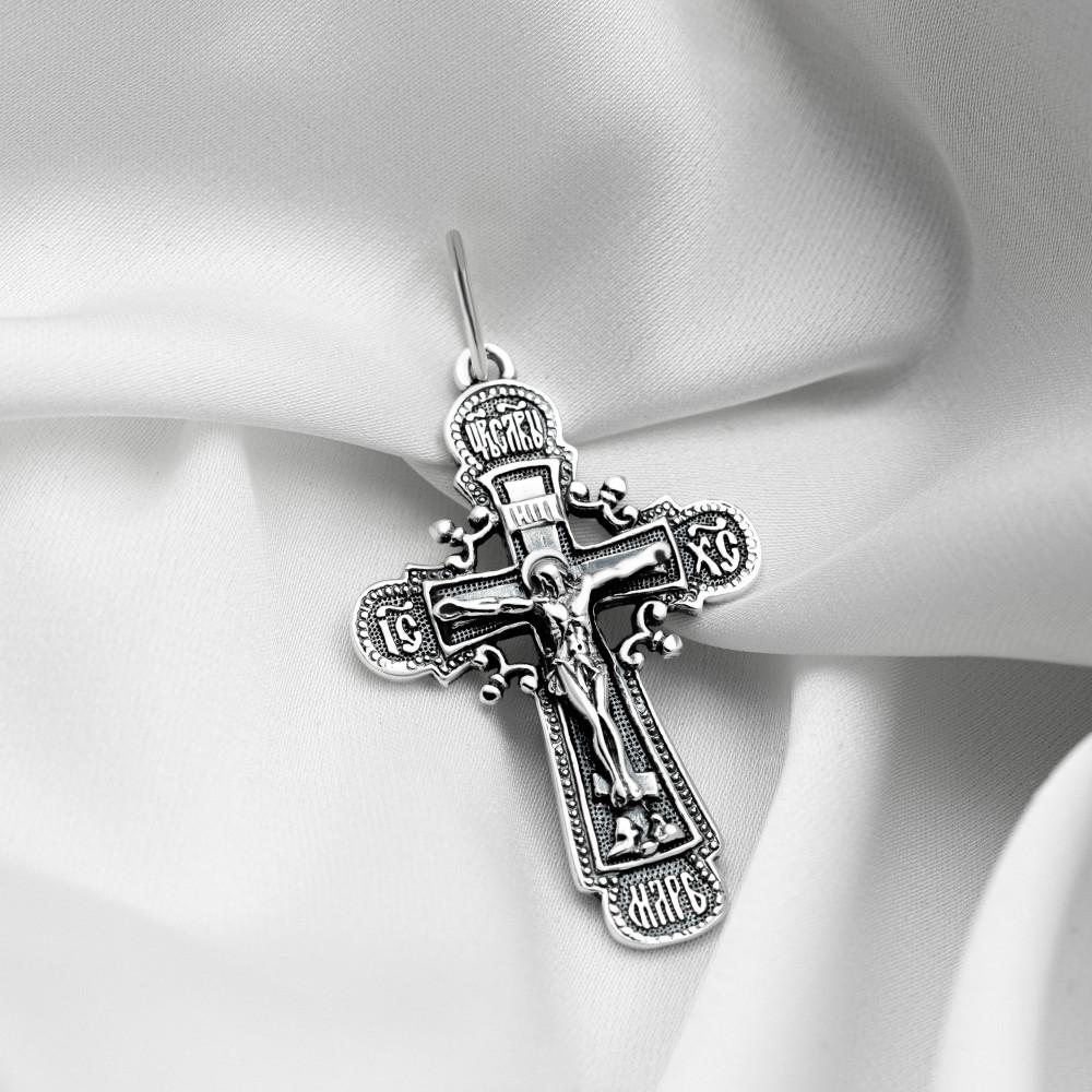 Срібний хрестик - Хрест 08