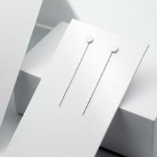 Срібні сережки - Нулик