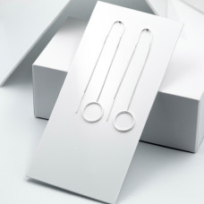 Срібні сережки - Орбіта