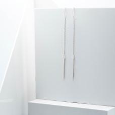 Срібні сережки - Удача