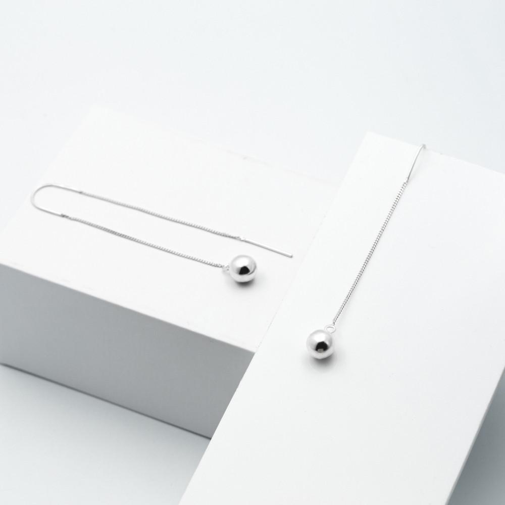 Срібні сережки - Потяг