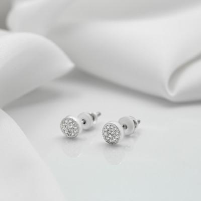 Серебряные серьги - Желание