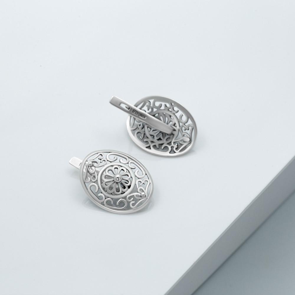 Срібні сережки - Фатіма