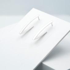 Срібні сережки - Лук
