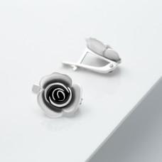 Срібні сережки - Розарій