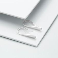 Срібні сережки - Сльоза